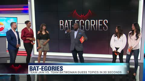 'Batwoman' Stars Play 'Bat-egories'